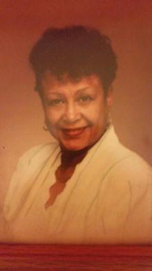 Mrs. Ardelia Metoyer