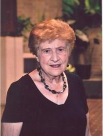 Anna Lee Landry obituary photo