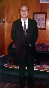 Grady Walter Morgan, obituary photo