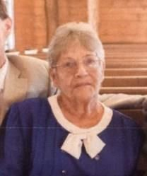 Linda Vivian Overbey obituary photo