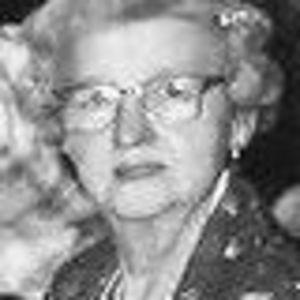 Ida Marie Borst