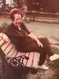 Mary A. Zane obituary photo