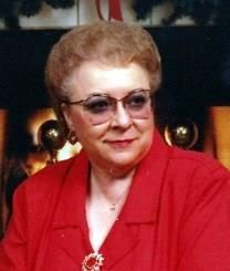 Hazel Hickman Bush obituary photo
