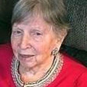 Dorothy Evelyn McRae