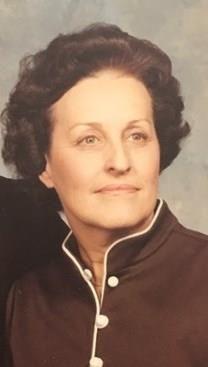 Joanna Katherine Cates obituary photo
