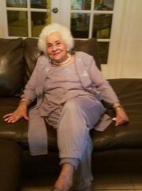 Frida M. Lafontant obituary photo