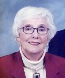 Elizabeth Ruth Stevens obituary photo
