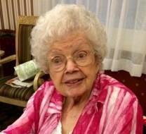 Wanda B. Shirley obituary photo