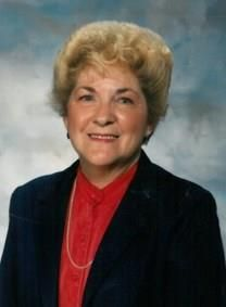 Gladys Marie Nichols obituary photo