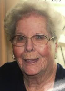 Winifred P. Harris obituary photo