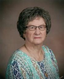 Mary Frances Griffin obituary photo
