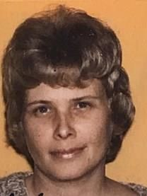 Jeanne Audrey Fassiotto obituary photo