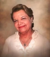 Elvia Gonzalez obituary photo