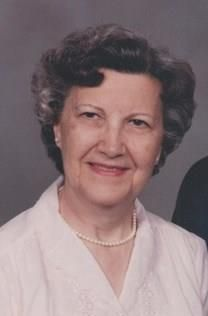 Mary V. Eagan obituary photo