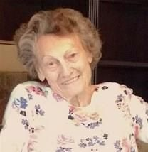 Clara Irean Dinges obituary photo