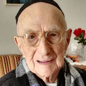 Yisrael Kristal Obituary Photo