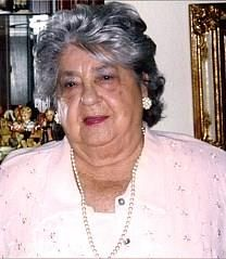 Esperanza Baquerizo obituary photo