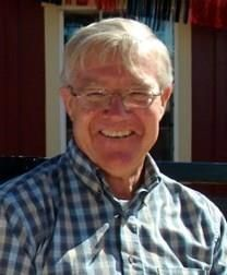 Larry W. Lehmann obituary photo