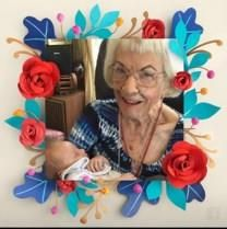 Evelyn Jean Gavin obituary photo