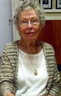 Betty Wells Atchley obituary photo