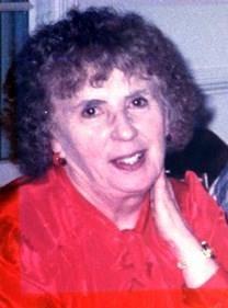 Bertha Mary Teleky obituary photo