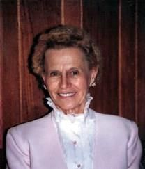 Pansy Irene Peterson Kilby obituary photo