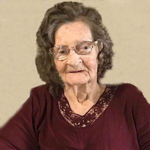 Betty Jean Powell Obituary Photo