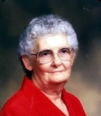 Alta Olena York obituary photo