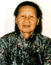 Pei Zhen Rong obituary photo