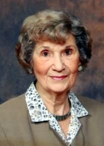 Betty L. Zimmermann obituary photo