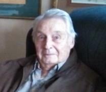 Geoffrey Mawby obituary photo