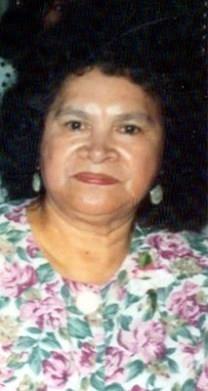 Francisca Arguelles obituary photo