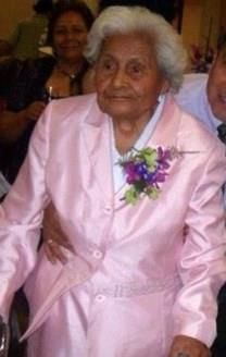 Rosa Gil obituary photo