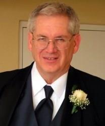 Carl Leonard Hussey obituary photo