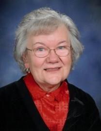 Anneliese Elfriede Martha Krause obituary photo