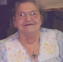 Emma Eve Rita Adam obituary photo