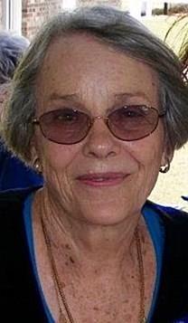 Martha Jeffcoat obituary photo
