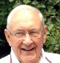 Carl Richard Hanson obituary photo