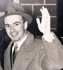 Frank Jerome McCann obituary photo