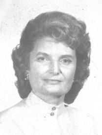 Gladys Maude Mulder obituary photo