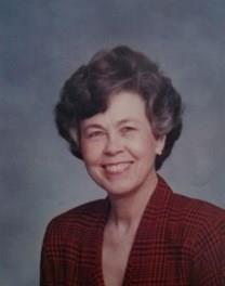 Rose Stephenson Hollingsworth obituary photo