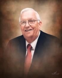 Earl Russell Brown obituary photo