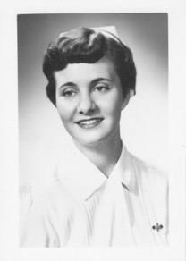 Jean Ann Bruce obituary photo