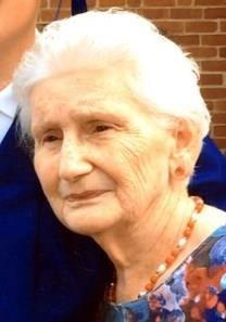 Margaret Cousins Martin obituary photo