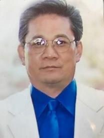 Anthony Lam Nguyen obituary photo