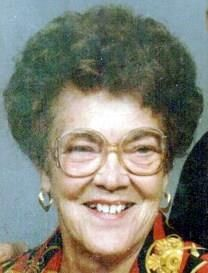 Margaret Louise Long obituary photo