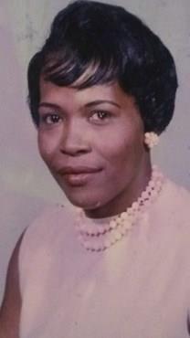 Nezree Smith obituary photo