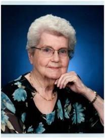Hilda May Maplesden obituary photo