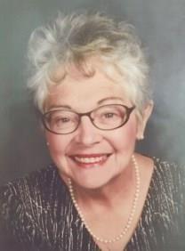 Mary Louise Hardenburg obituary photo