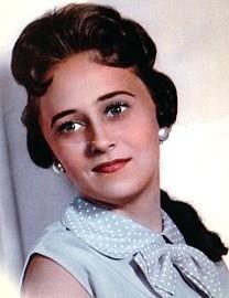 Theresa Ann Borek obituary photo